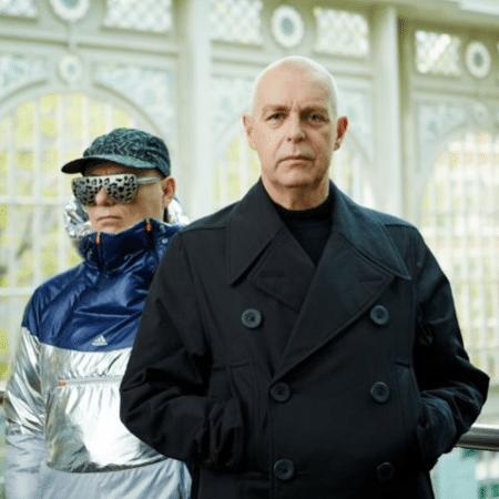 Neil Tennant e Chris Lowe, do Pet Shop Boys - Divulgação