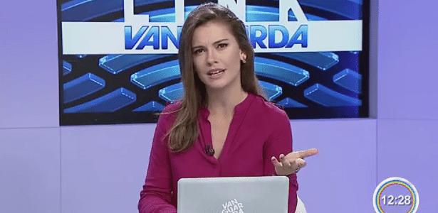 Ex-Chiquititas assume bancada de telejornal em afiliada da Globo - Reprodução/TV Globo