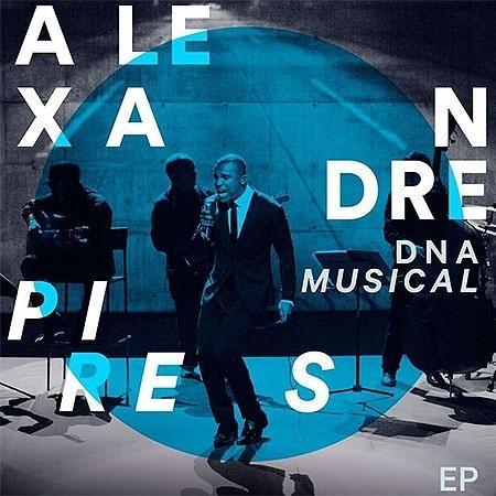 Capa do EP de Alexandre Pires - Divulgação