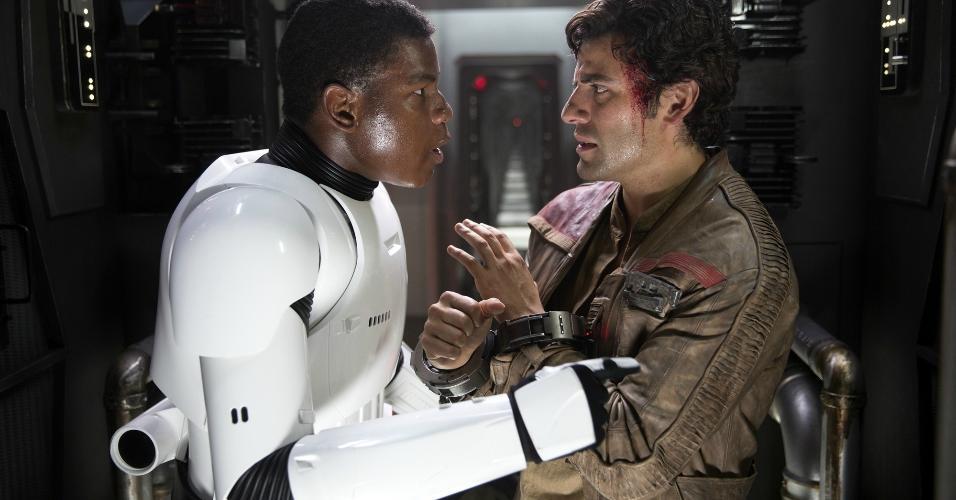 """Cena do filme """"Star Wars: O Despertar da Força"""" (2015), de J.J. Abrams"""