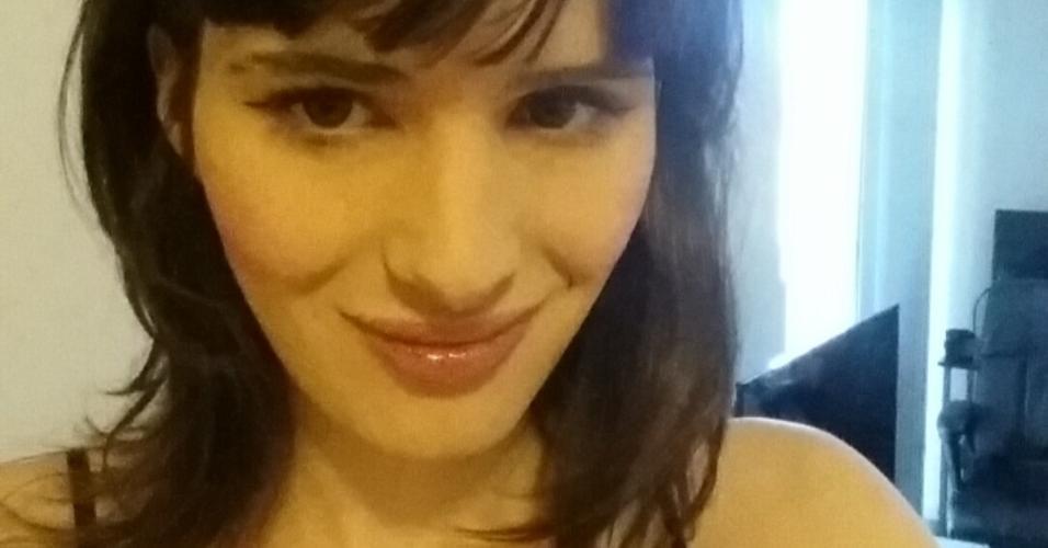 Jovem mostra mudança de sexo em diário