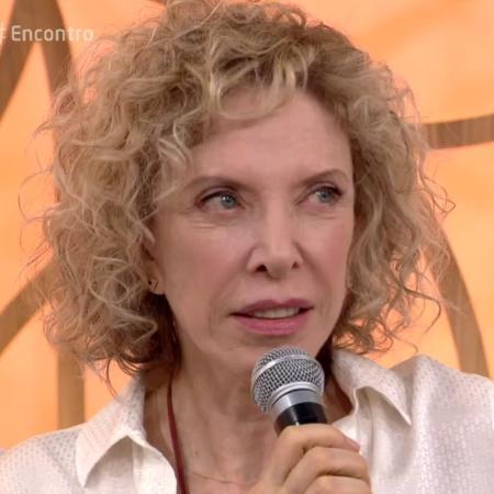 Marília Gabriela   - Reprodução/Globo