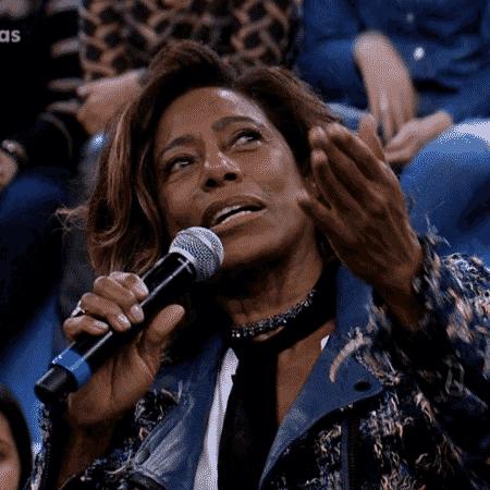 Glória Maria diz que usa ervas e ninho de passarinho para retardar envelhecimento - Reprodução/TV Globo
