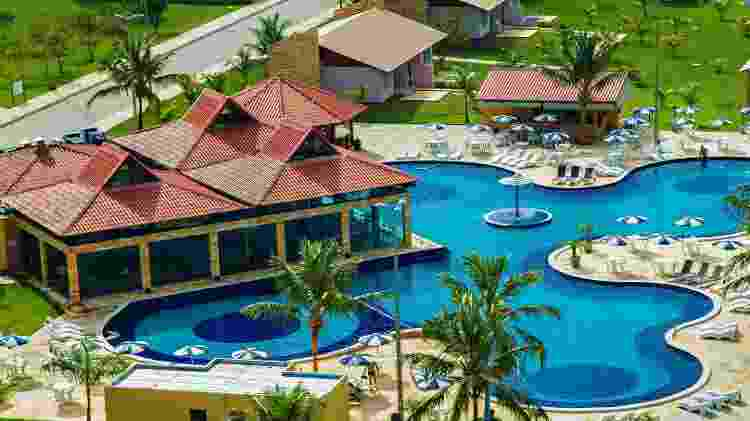 Mussulo Resort, na Paraíba - Todd Holland/Mussulo Resort - Todd Holland/Mussulo Resort