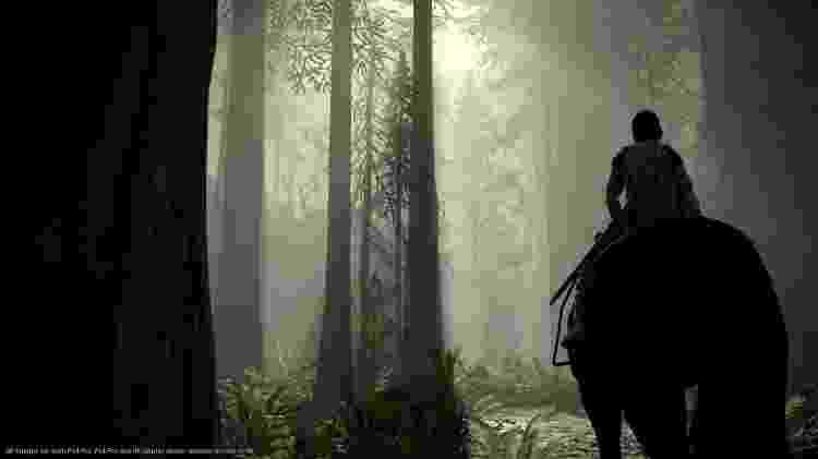 """'Shadow of the Colossus"""" foi lançado em 2005 para PS2, e ganhou remake para o PS4 em 2018 - Divulgação"""