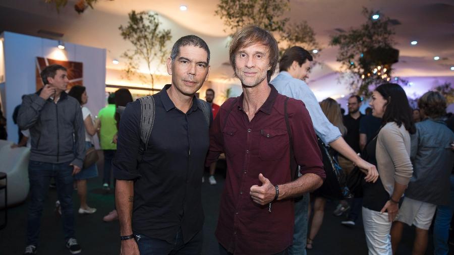 Dado Vila-Lobos e Marcelo Bonfá divulgaram abaixo-assinado - Felipe Panfili/Divulgação