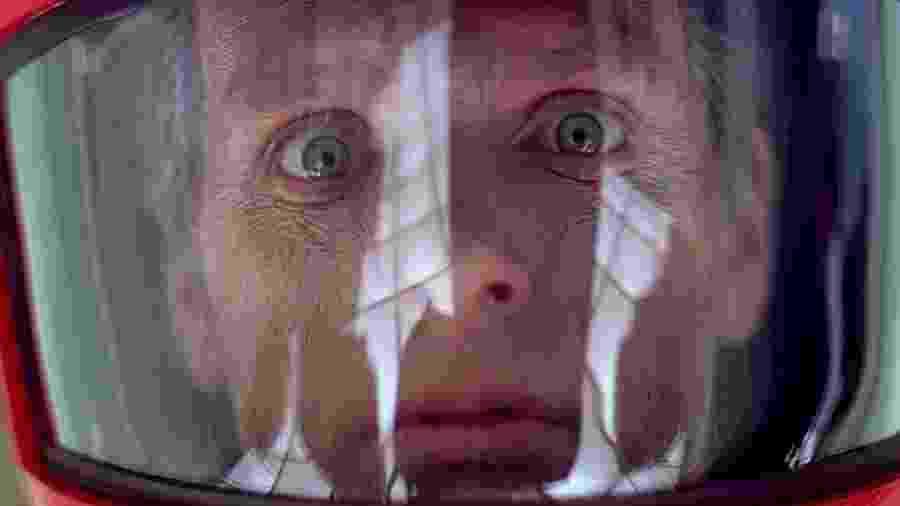 """Cena de """"2001: Uma Odisseia no Espaço"""" - Reprodução"""