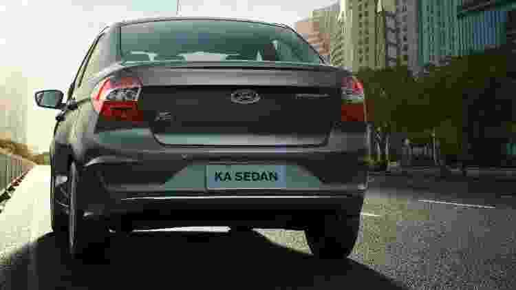 Ford Ka Sedan 2019 - Divulgação - Divulgação