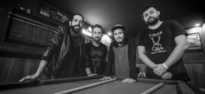 """Banda Dinossaurus lança o segundo single """"Hoje"""", que estará disponível nas plataformas digitais na sexta - Diego Soares"""