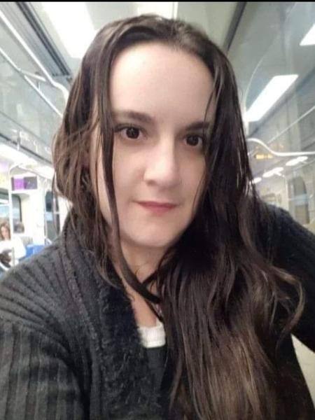 Carolina Gentile foi amante por nove anos - Arquivo Pessoal
