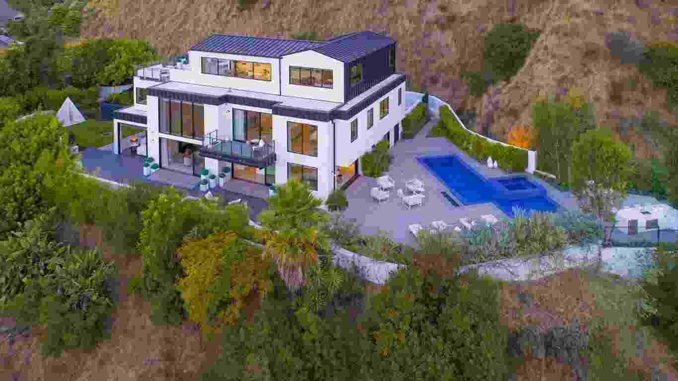 Demi Lovato colocou à venda sua casa de R$ 39,6 milhões; veja a propriedade - Divulgação/The Agency Real Estate