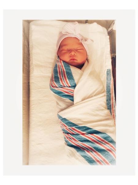 Bebê Kate Hudson - Reprodução/ Instagram