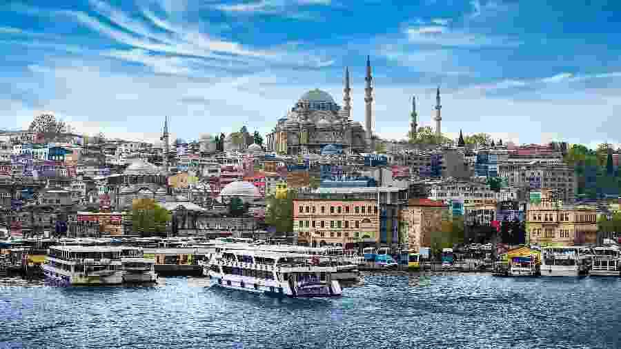 A riqueza histórica e cultural de Istambul, na Turquia, está a um voo de distância do Brasil - Getty Images/iStockphoto