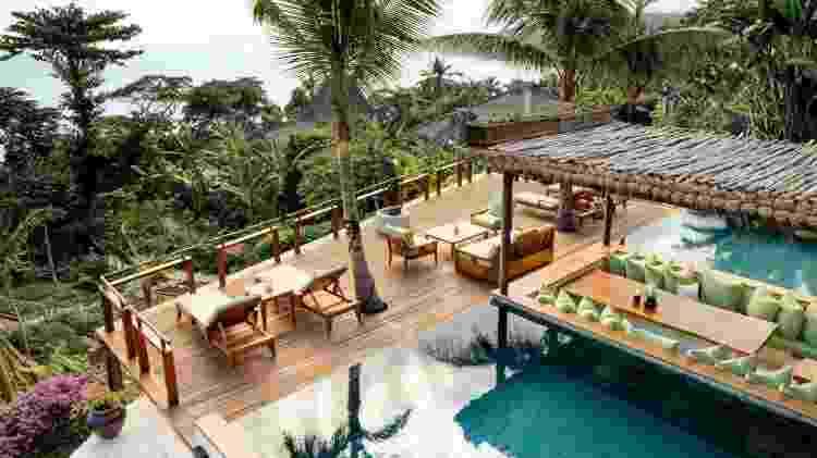 Resort Nihi Sumba, na Indonésia - Divulgação/Nihi Sumba - Divulgação/Nihi Sumba