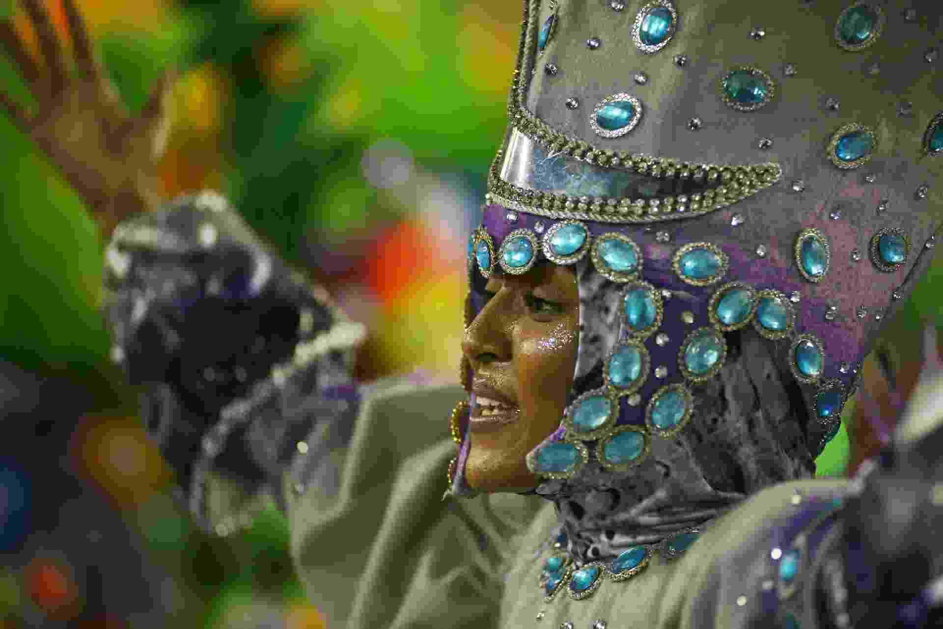 Mocidade Independente de Padre Miguel - Desfile das Campeãs - Lucas Landau/UOL