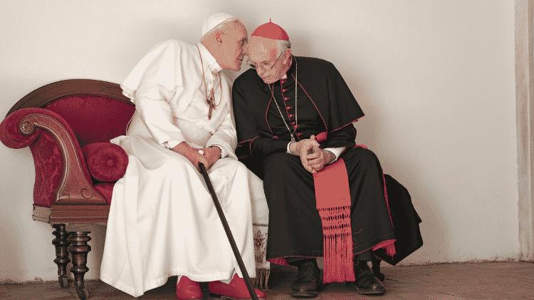Dois Papas - Divulgação - Divulgação