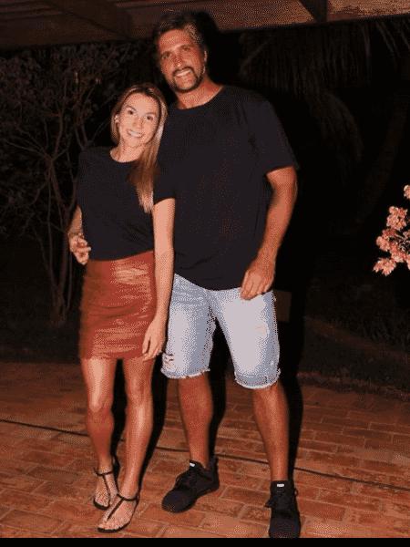 Leo Chaves e Tatianna Sbrana se separam - Reprodução