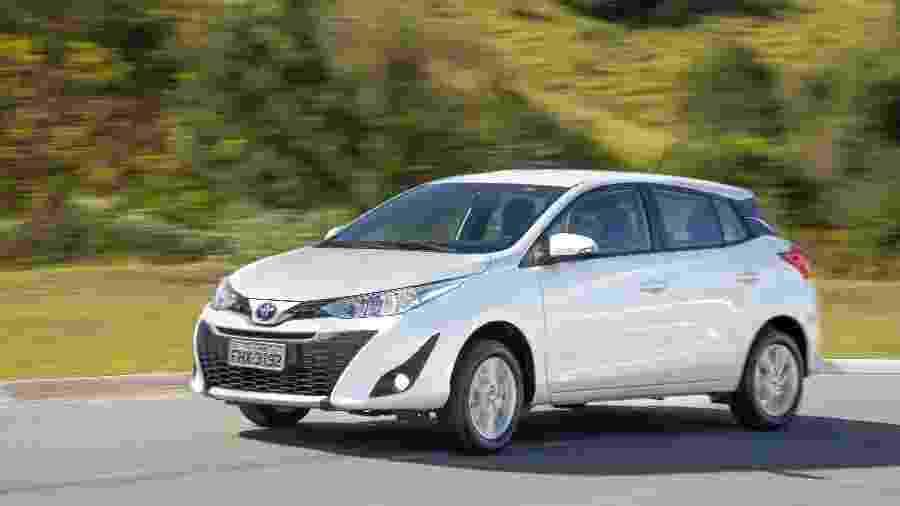 Toyota Yaris XL Plus - Marcos Camargo/UOL