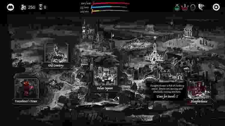 A cidade onde a trama se desenrola - Reprodução