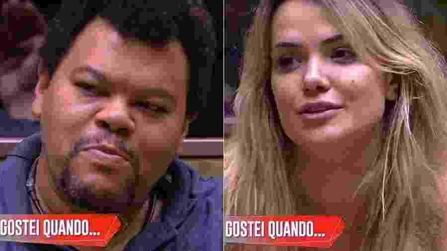 Babu e Marcela discutem no BBB 20 - Reprodução/TV Globo