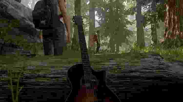 The Last of Us violão - Reprodução - Reprodução