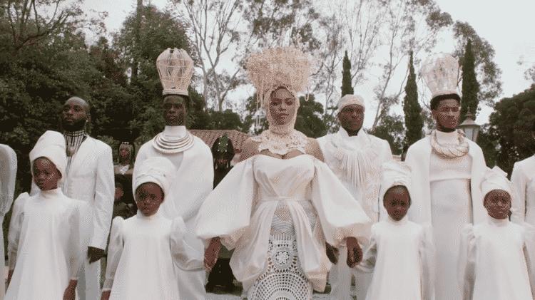 Beyoncé em 'Black is King'  - Reprodução - Reprodução