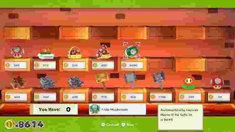 Paper Mario the Origami King 4 - Daniel Esdras/GameHall - Daniel Esdras/GameHall