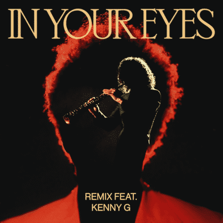 "The Weeknd se junta a Kenny G para remix de ""In Your Eyes"" - Reprodução/Instagram"