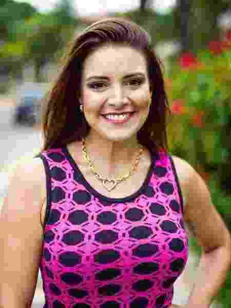 Renata Del Bianco interpretou Vivi em Chiquititas - Reprodução/Instagram
