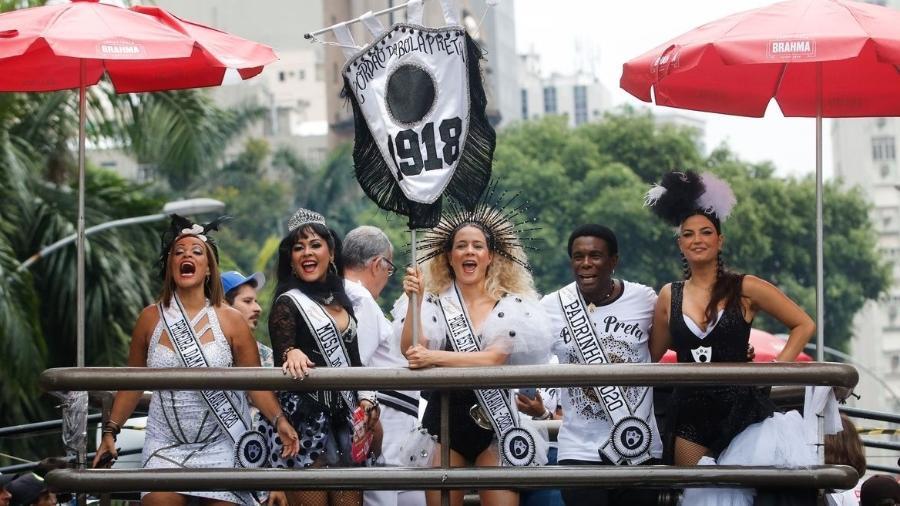Pela primeira vez em 103 anos, Bola Preta não desfila no carnaval - Tomaz Silva/Agência Brasil