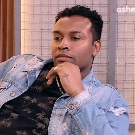 """BBB 21: Nego Di em entrevista para o """"Rede BBB"""" - Reprodução/ Globoplay"""