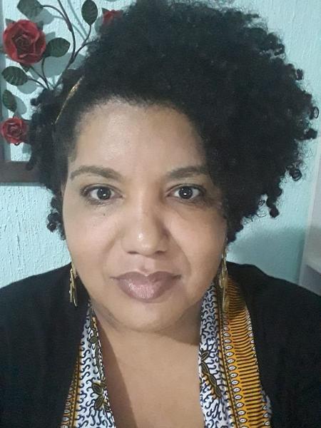 A professora baiana Carla Pinheiro - Acervo Pessoal