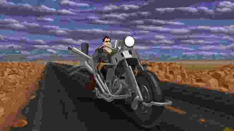 Full Throttle - Reprodução/Full Throttle - Reprodução/Full Throttle