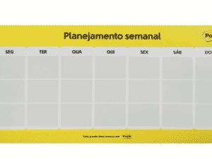 planner - Divulgação - Divulgação