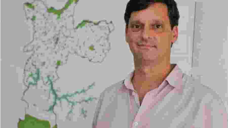 O secretário de cultura de São Paulo, André Sturm - Sylvia Masini/BBC Brasil
