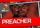 """Conheça """"Preacher"""", HQ que virou série de TV da emissora de """"Walking Dead"""" - Montagem/UOL"""