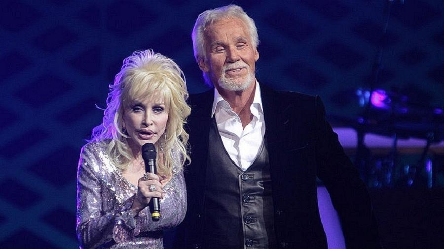 Astro do country, Kenny Rogers se apresentará com Dolly Parton em despedida - Getty Images