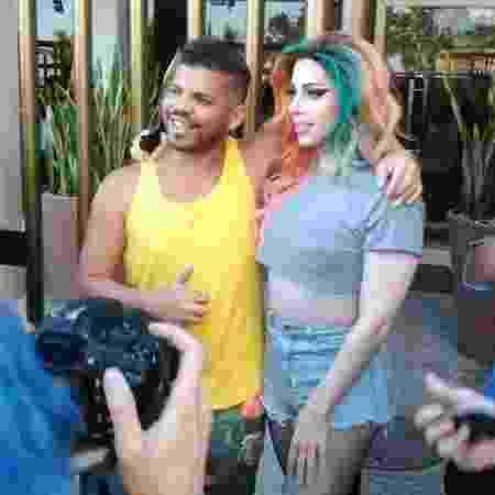 A drag queen Penelopy Jean - Marcela Ribeiro/UOL - Marcela Ribeiro/UOL