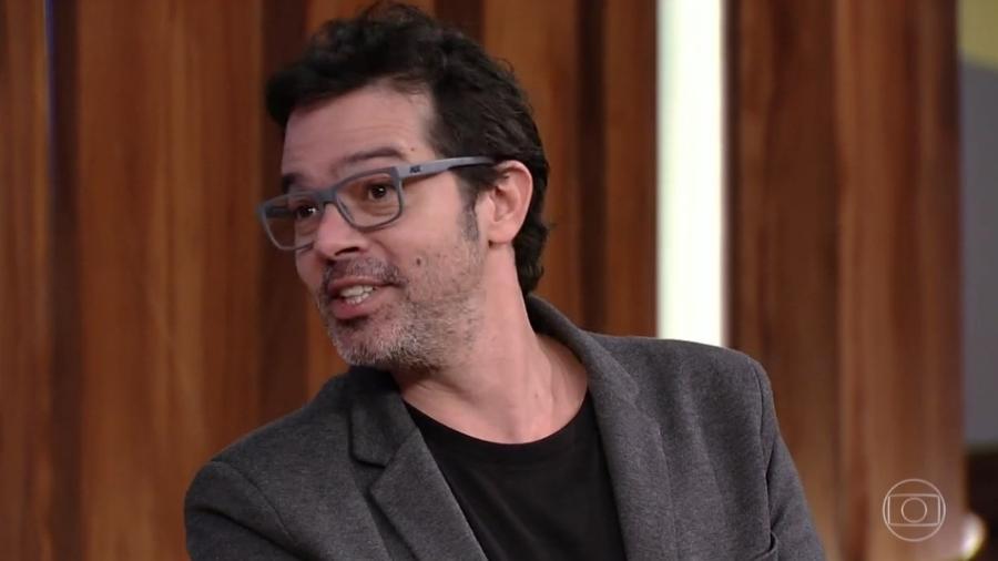 """Bruno Mazzeo diz como estranhou interpretar personagem de seu pai em novos episódios da """"Escolinha"""": """"Uma mistura de sentimentos"""" - Reprodução/TV Globo"""