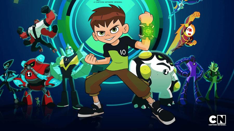 """O novo """"Ben 10"""", lançado pela Cartoon Network - Divulgação"""