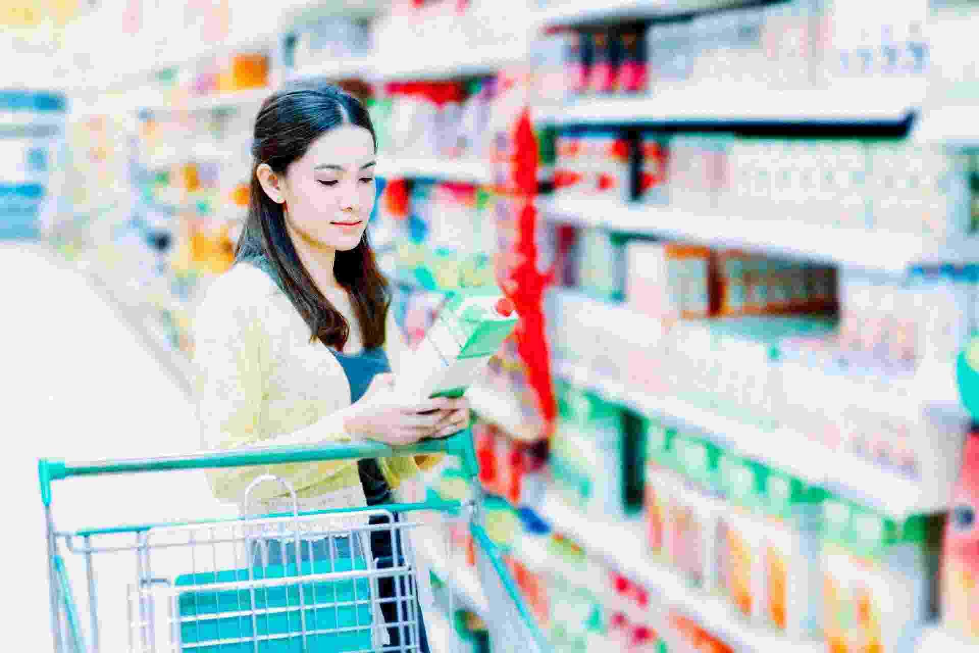 Suco de caixinha, supermercado - iStock