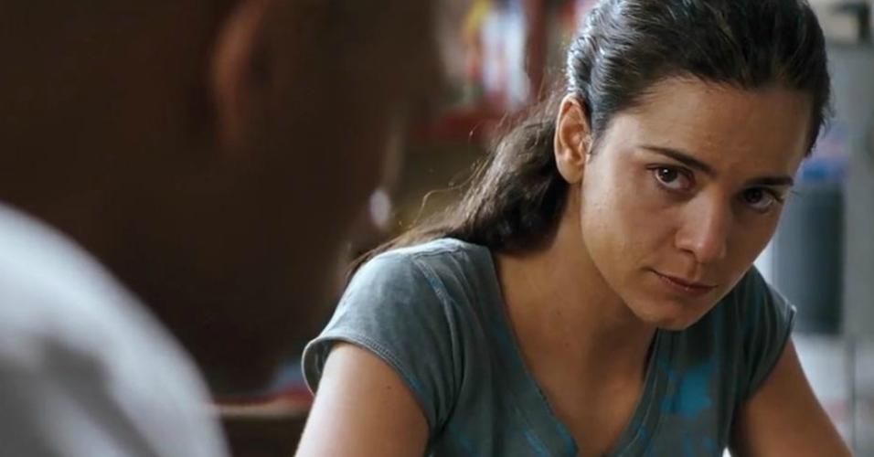 """Alice Braga em cena em """"Eu Sou a Lenda"""" (2007)"""