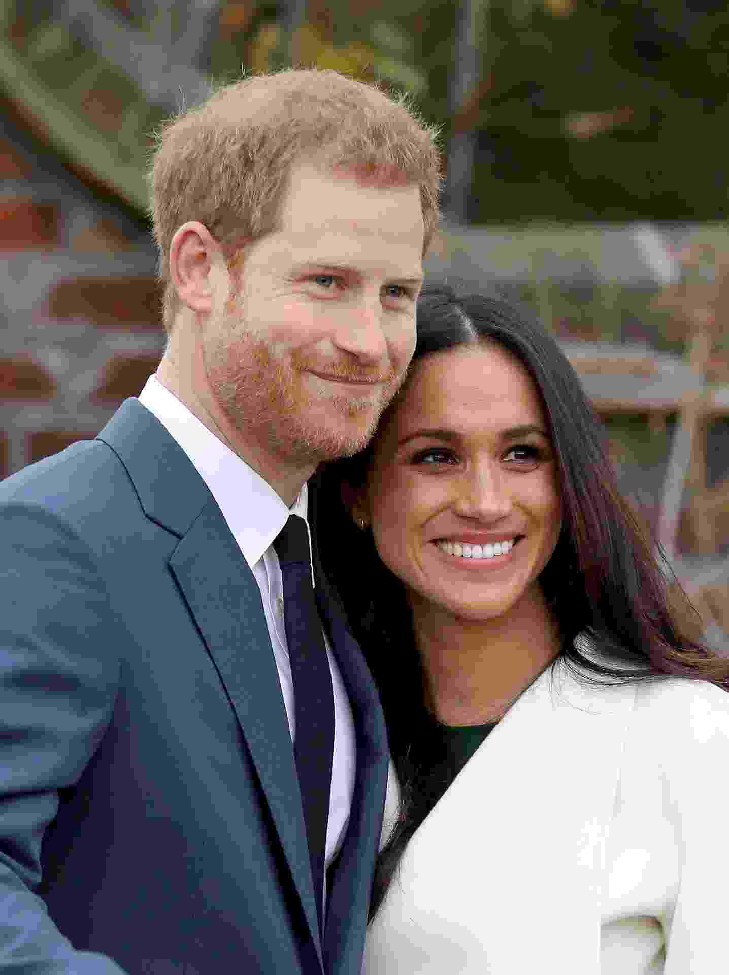 Harry meghan markle - Getty Images