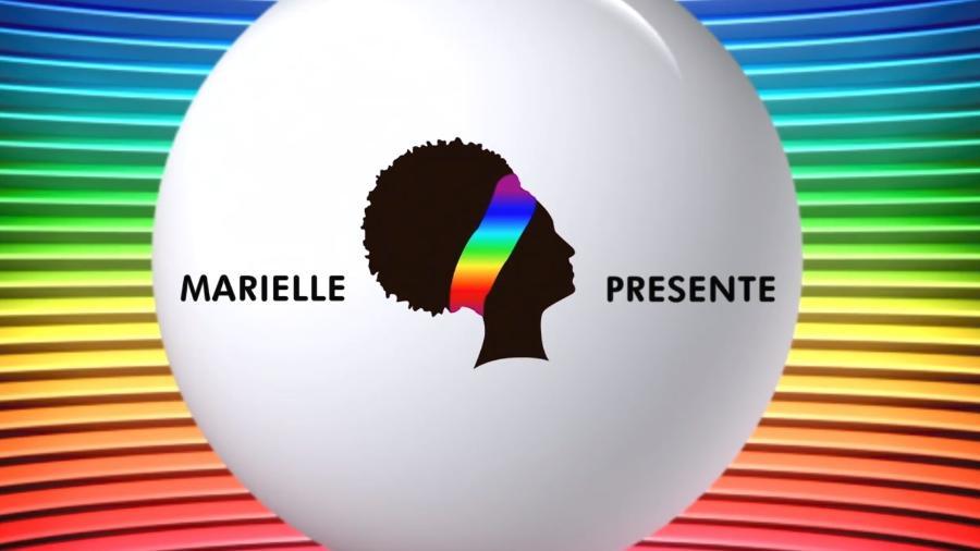 """Marielle Franco foi homenageada pelo programa """"Tá no Ar"""" - Reprodução/Globo"""