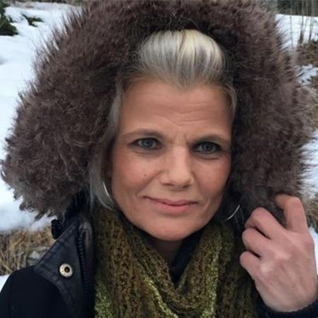 Nina Iversen foi uma das vítimas de abuso em Tysfjord - Divulgação/BBC