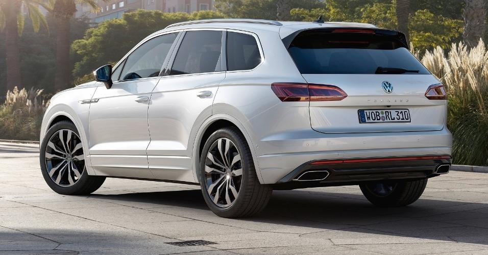 Como 233 O Novo Volkswagen Touareg Bol Fotos Bol Fotos