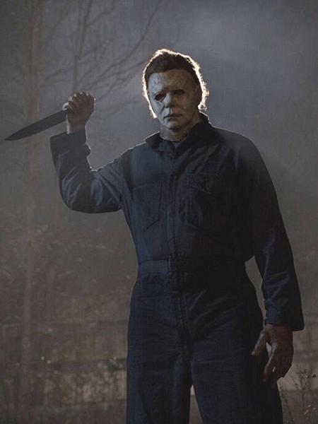 """Michael Myers pronto para matar novamente em """"Halloween"""" - Divulgação"""