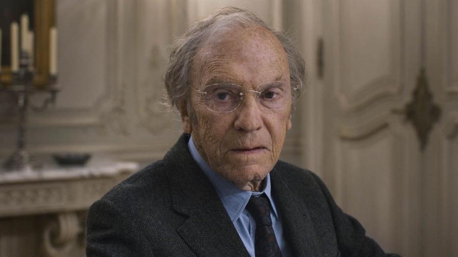 O ator Jean-Louis Trintignant - Les Films du Losange