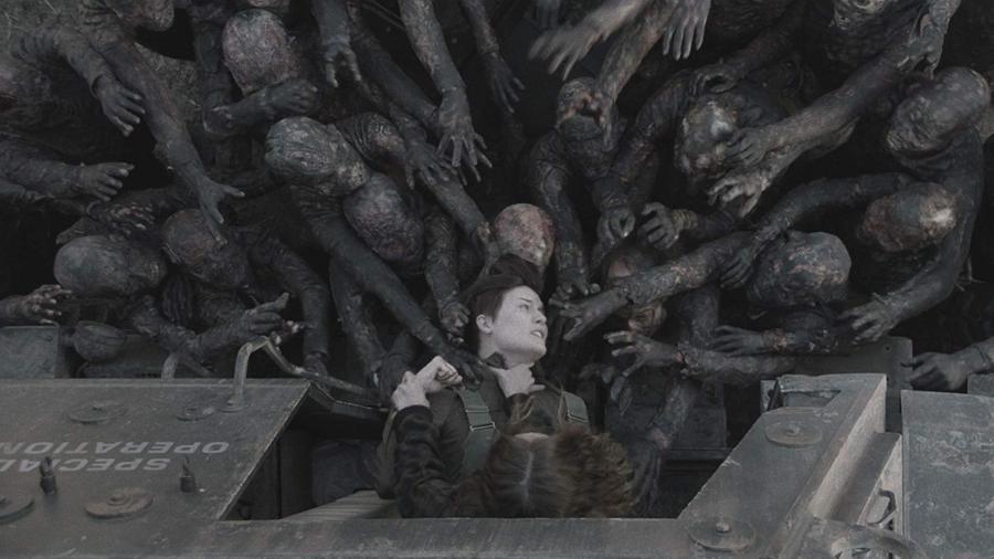 Cena de Fear the Walking Dead - Reprodução
