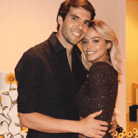 Kaká e Carol Dias - Reprodução/Instagram